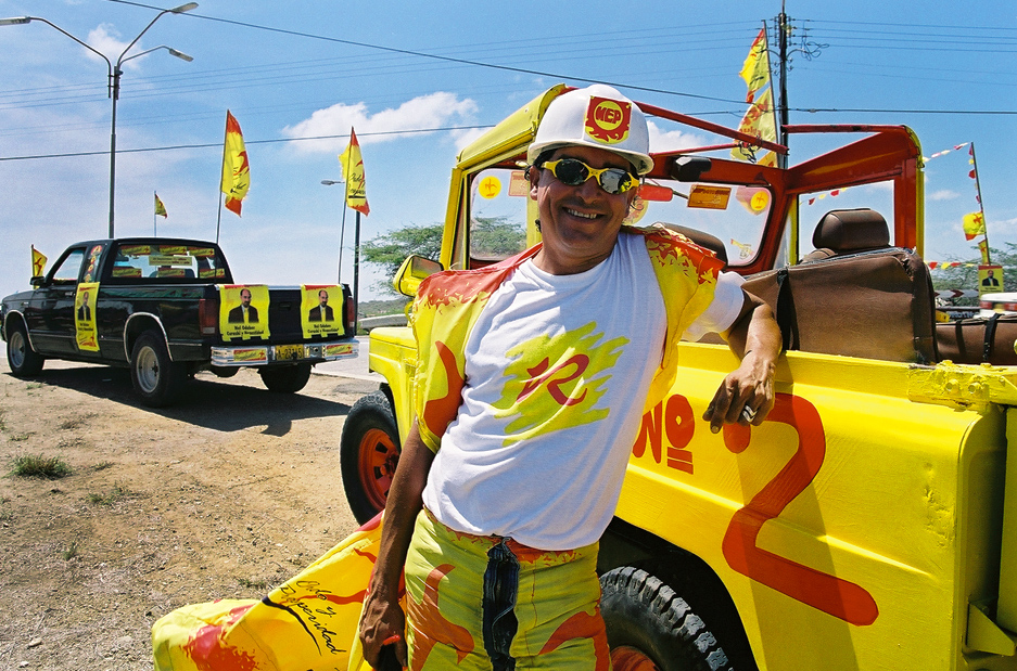 Aruba Apart - Documentaire fotografie Nadine Salas