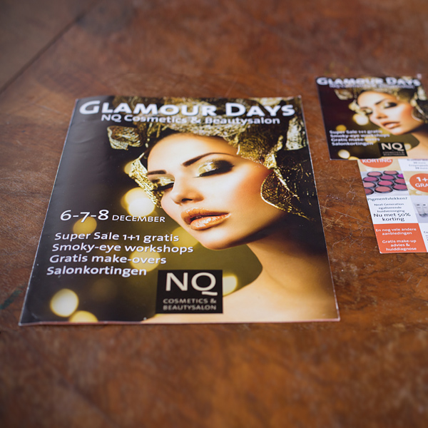 Nubian Queen Glamour Days Campagne